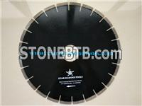 Dia350mm Diamond Saw Blade for Granite/Basalt Edge Cutting