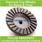 Fine Diamond Cup Wheels for Stone and Floor