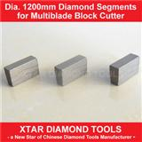 Dia.1200mm New Granite Cutting Segment and Diamond Segment for Granite