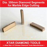 Dia.350mm New Marble Cutting Segment and Diamond Segment for Marble