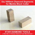 Dia.1600mm New Marble Cutting Segment and Diamond Segment for Marble