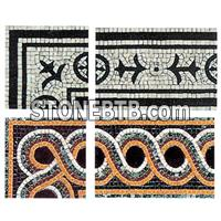 Marble Mosaic Border Line