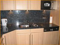 Blue Pearl Granite Work top