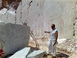 Turkish White Marbles arriving Egypt