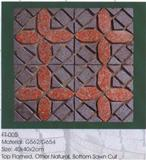 Colorful Granite Meshed Pavers