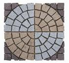 Square Shaped Granite Paving Stone