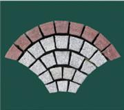 Paving Stone Back With Mesh