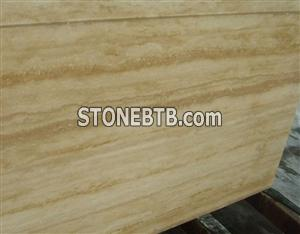 Classic Vein Cut Travertine slabs tiles