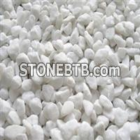 White Marble Pebble Stone