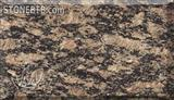 Indian Sapphire Brown Granite