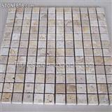 Travertine Mosaic-MNMJ389
