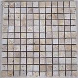 Travertine Mosaic-MNMJ388
