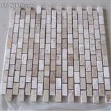 Travertine Mosaic-MNMJ386