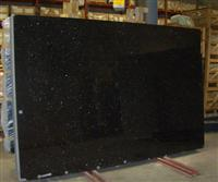 Indian Black Granite polished Slabs