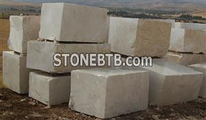 Cream Light Beige Marble Blocks