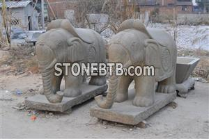 Limestone Artware Elephant