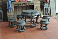 Supply stone table