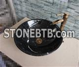 Brand New Marble Sink Basin Natural Stone Vessel Wash Basin Bathroom Bowl