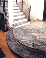 Paradiso Granite Stairs