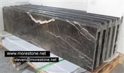 China Emperador Dark Kitchen Countertops