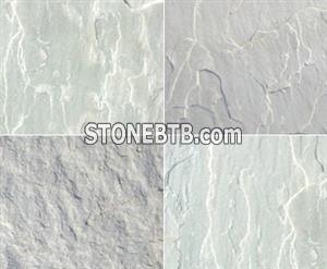 Himachal White Natural Slate