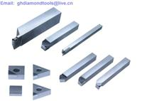 Diamond and PCBN cutting tools