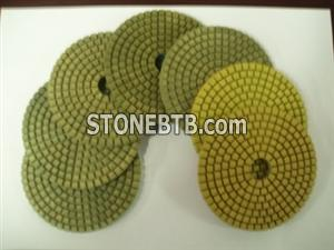 Polishing Pad For Concrete