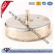 Electroplate drill bit/well resist/good quality