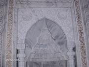 The Mosque Products - Mihrab with White Marble