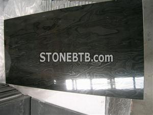 The Black Marble Tiles of Cross Cut