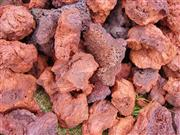 Red Lava Rock(Lave Stone)