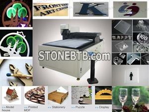 3D Laser Engraver and Cutter Machine