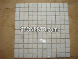 Square Marble Mosaic Tiles