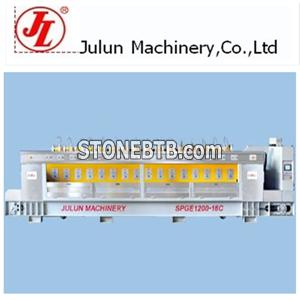 Granite Polishing Machine With Resin Abrasive (SPGE)