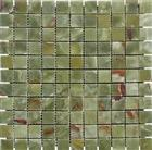Green Onyx Polished Mosaic