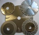 Multi Electroplated Blade