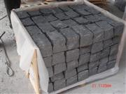 China granite cubes granite setts