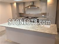 Colonial White 7179 Granite Worktop for Your Kitchen at Cheap Price