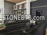 Online Agatha Black Granite Countertops for Your Kitchen in UK