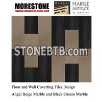 Chinese Angel Beige Marble