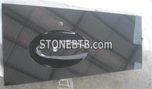 Shanxi Black Vanity Tops (no spot)