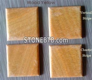 Marble-wooden Yellow
