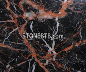 Marble--Cuckoo Red