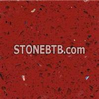 Silver Star Red, Artificial Marble