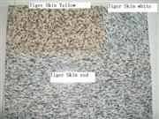 Tigerskin Yellow Red White