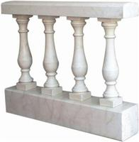White Balusters