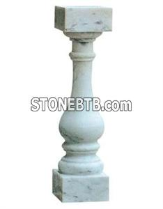 Balusters White