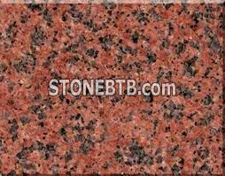 Granite Tianshan Red