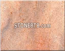 Sunglow Red, Marble