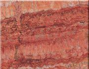 Red Traverine, Marble